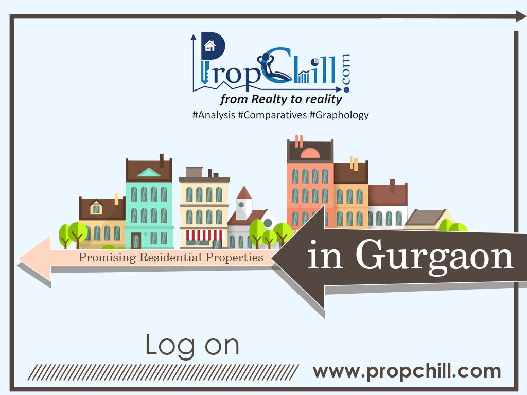 Promising Residential Properties in Gurgaon